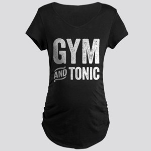 Gym and Tonic Maternity T-Shirt