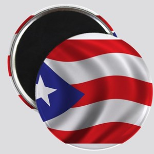 Puerto Rico Flag (bright) Magnets