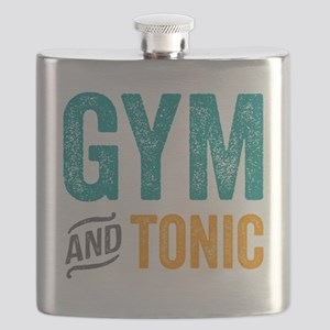 Gym and Tonic Flask