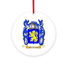MacDaniel Ornament (Round)