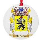 MacCusker Round Ornament