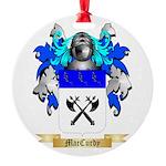 MacCurdy Round Ornament