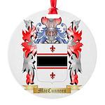 MacCunneen Round Ornament