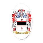 MacCunneen Oval Car Magnet