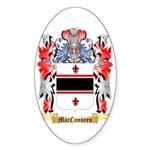 MacCunneen Sticker (Oval)