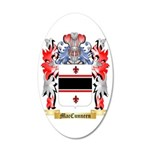 MacCunneen 35x21 Oval Wall Decal