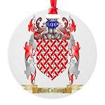 MacCullough Round Ornament