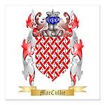MacCullie Square Car Magnet 3