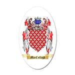 MacCullagh 20x12 Oval Wall Decal