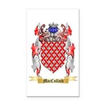 MacCullach Rectangle Car Magnet