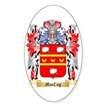 MacCug Sticker (Oval 10 pk)