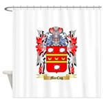 MacCug Shower Curtain