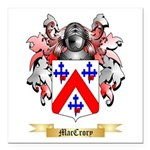 MacCrory Square Car Magnet 3