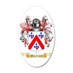 MacCrory 35x21 Oval Wall Decal