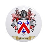 MacCrory Ornament (Round)