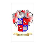 MacCrimmon Scotland Sticker (Rectangle)