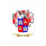 MacCrimmon Scotland Sticker (Rectangle 50 pk)