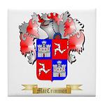 MacCrimmon Scotland Tile Coaster