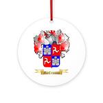 MacCrimmon Scotland Ornament (Round)
