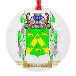 MacCribben Round Ornament