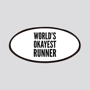 World's Okayest Runner Patches