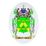 MacCribben Ornament (Oval)