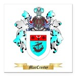 MacCreevy Square Car Magnet 3