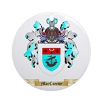 MacCreevy Ornament (Round)