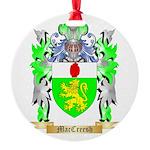 MacCreesh Round Ornament