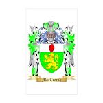 MacCreesh Sticker (Rectangle 10 pk)