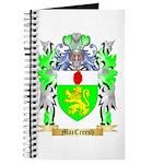 MacCreesh Journal