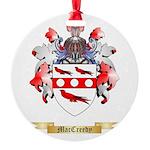 MacCreedy Round Ornament