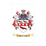 MacCreedy Sticker (Rectangle 10 pk)