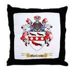 MacCreedy Throw Pillow