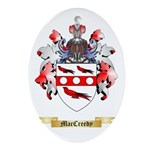 MacCreedy Ornament (Oval)