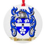 MacCreanor Round Ornament