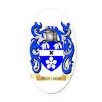 MacCreanor Oval Car Magnet
