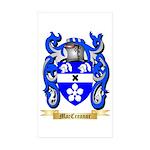 MacCreanor Sticker (Rectangle 50 pk)
