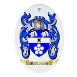 MacCreanor Ornament (Oval)