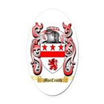 MacCraith Oval Car Magnet