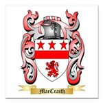 MacCraith Square Car Magnet 3