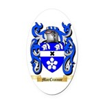 MacCrainor Oval Car Magnet