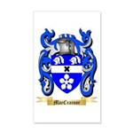MacCrainor 20x12 Wall Decal