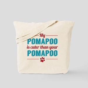 Cuter Pomapoo Tote Bag