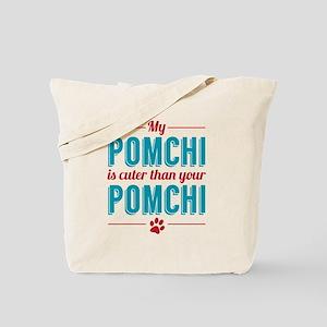 Cuter Pomchi Tote Bag
