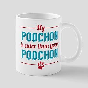 Cuter Poochon Mugs