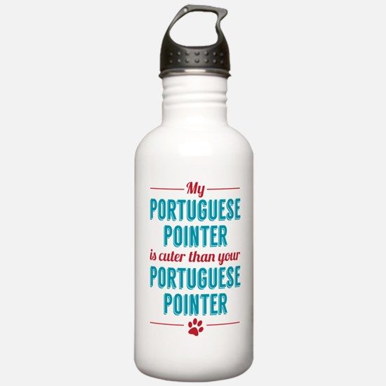 My Portuguese Pointer Water Bottle