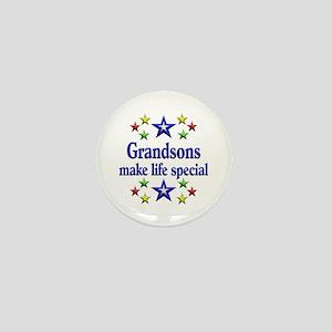 Grandsons are Special Mini Button
