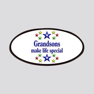 Grandsons are Special Patch