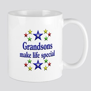 Grandsons are Special Mug